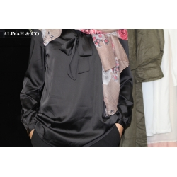 Blouse Satinee