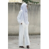 Pantalon Shirel Blanc