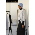 Top Lily Gris