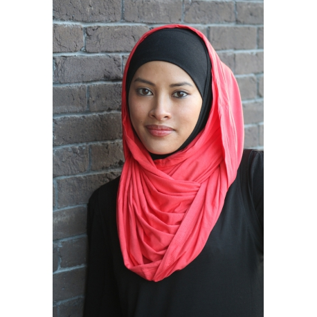 Snood Corail